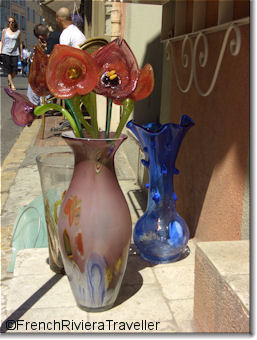 Biot's famous glass