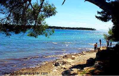 Ile St Honorat
