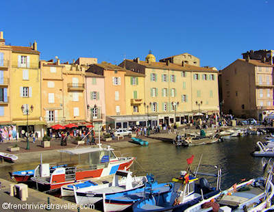 Saint Tropez port
