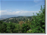 View from Mougins